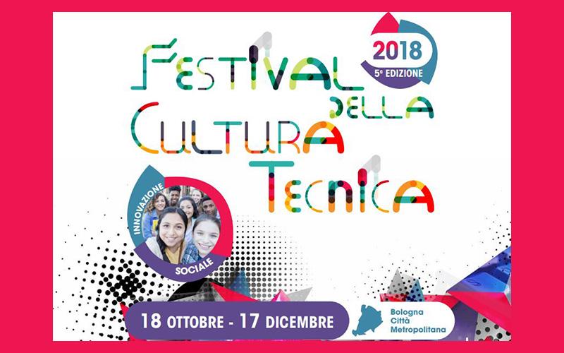 Anche Ecipar Bologna al Festival della Cultura Tecnica 2018